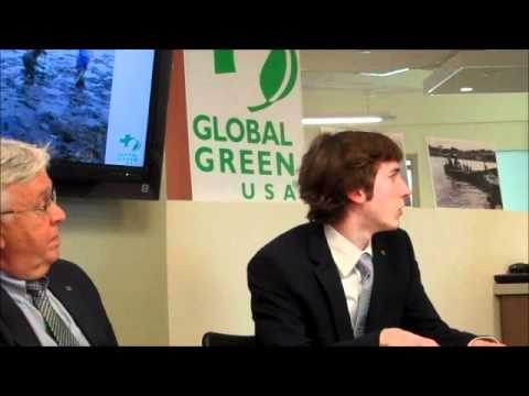 Global Green USA: Chemical and Conventional Weapons -- Mike Brombach