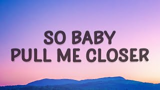 The Chainsmokers - Baby pull me closer (Closer) (Lyrics) ft. Halsey