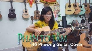 Phận Tơ Tằm (Hồ Tịnh Tâm) - Hồ Phương GCB Guitar Cover