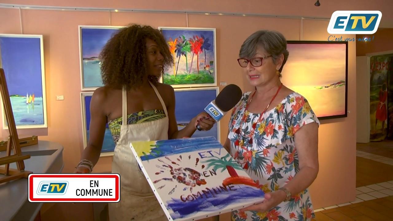 ETV en commune, Galerie d'art à Saint François