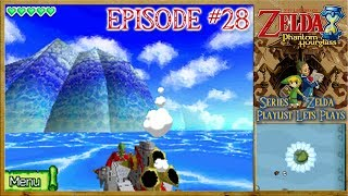 The Legend Of Zelda: Phantom Hourglass - The Isle Of Frost, A Lying Yook - Episode 28