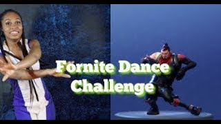 FORTNITE DANCE BATTLE HERAUSFORDERUNG | REAL LIFE