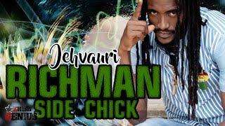 Jehvauri - Rich Man Side Chick [Many Waves Riddim] May 2017