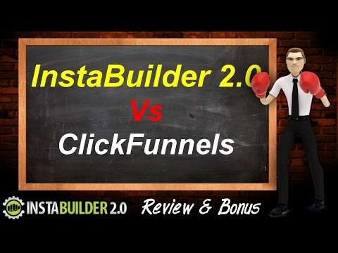 Unknown Facts About Instabuilder Vs Clickfunnels