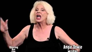 David Bowie's ex wife Angie Bowie talks with Eric Blair 2012 (55 min)