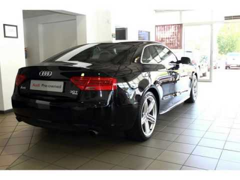 2013 audi a5 3 0t fsi quattro stronic auto for sale on auto trader south africa youtube. Black Bedroom Furniture Sets. Home Design Ideas