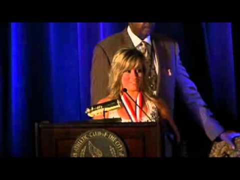 79th AAU Sullivan Award winner