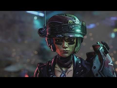 "Borderlands 3 - Trailer personaggio di Moze: ""Amici per sempre"""