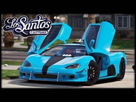 GTA 5 TUNING #11 | SSC Ultimate Aero – Deutsch – Grand Theft Auto 5 LOS SANTOS CUSTOMS