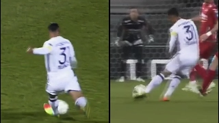 Youri Tielemans two incredible long shot goals vs Oostende