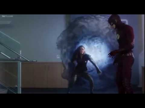 The Flash 3x18 Gypsy & The Flash vs Abra Kadabra