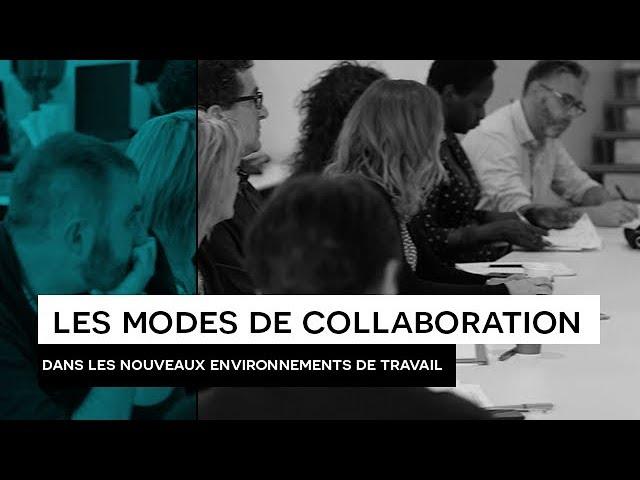 [CLIP] Journée PRISME : Les modes de collaboration dans les nouveaux environnements de travail