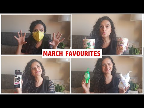 MARCH FAVOURITES // QUARANTINE FAVOURITES