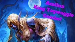Azalina King Togwaggle Combo! Steal the Ransom! [Hearthstone Game of the Day]
