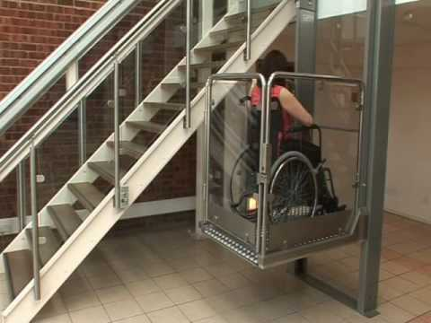 Terry lifts full product lift range youtube for Diy home elevator plans