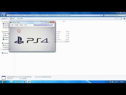 Ps4 emulator no survey