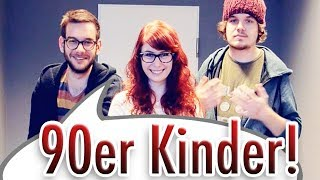 90er Kinder sind ALT!!! - feat. Spacefrogs