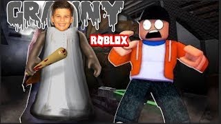 OFFICIAL GRANNY REMAKE IN ROBLOX Greek Famous Games