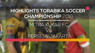 Video Gol Pertandingan Mitra Kukar vs Persija Jakarta