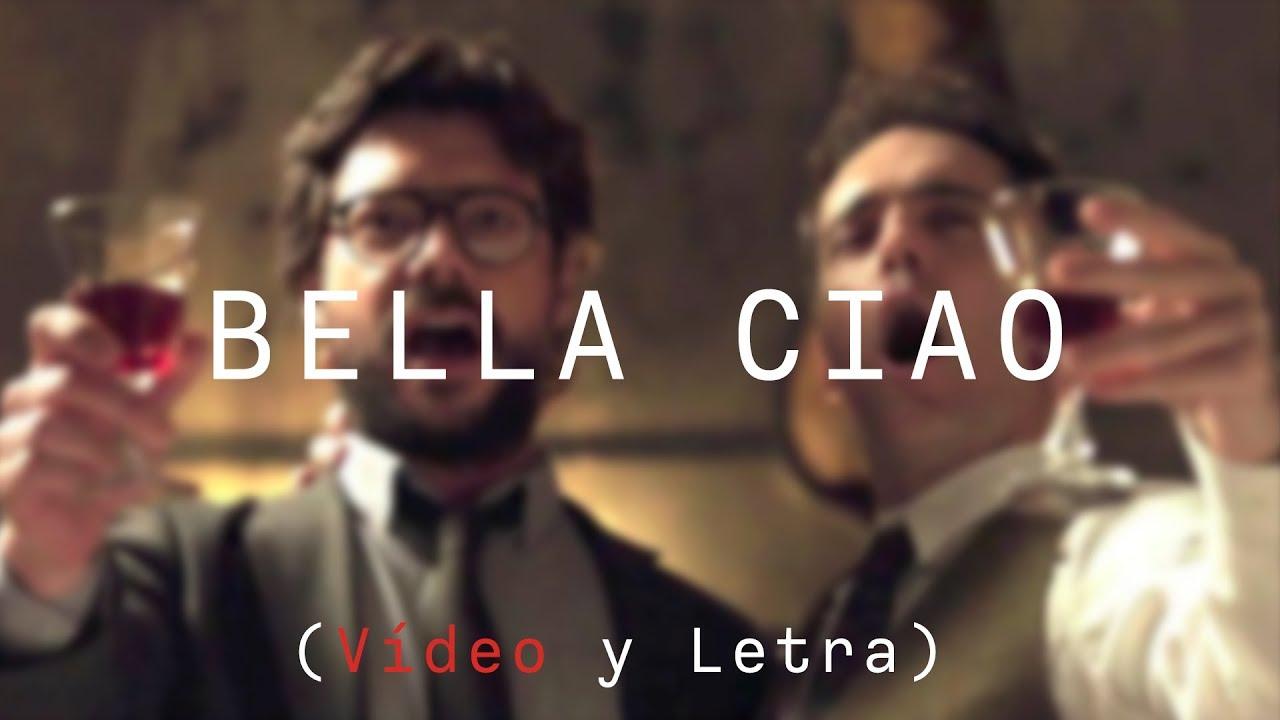 Bella Ciao |  La Casa de Papel (Letra en español e italiano)
