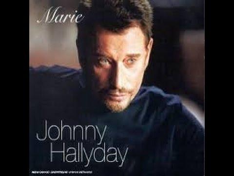 """Résultat de recherche d'images pour """"Marie, Johnny Hallyday; avec paroles"""""""