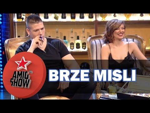 Brze Misli - Kija i Sloba (Ami G Show S11)