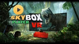 Как смотреть 3D  фильмы в очках Gear VR Oculus.Выбор кинотеатра