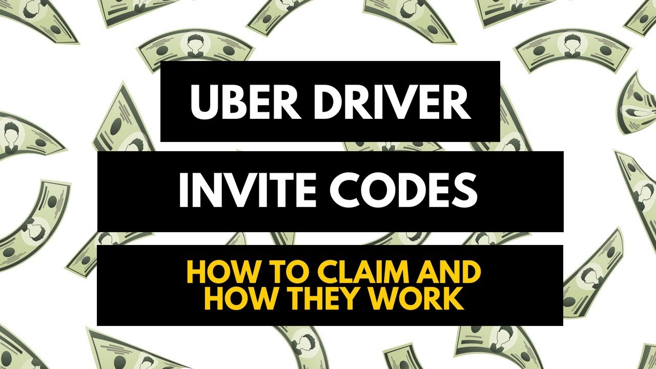 Up for Grabs: Uber Driver Invite Code – Ridester  com