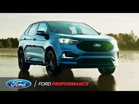 Ford's First Performance SUV: Edge ST Has Arrived (Episode 1 of 3) | Ford Performance