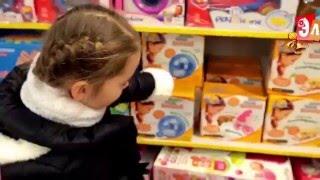 ✿ Купуємо іграшки до нового року (Новорічний шопінг)