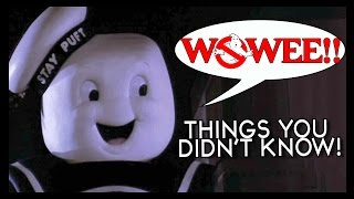 7 Things You (Probably) Didn't Know About Ghostbusters!