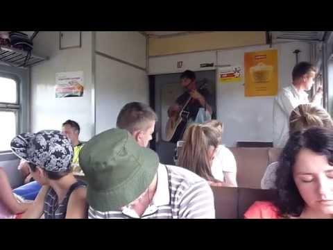 Pociąg z Białogrodu nad Dniestrem do Odessy