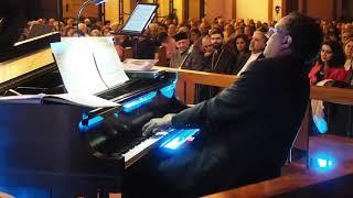 Jazzical Komitas - Joel A Martin pianist - Live in NYC - December 2019