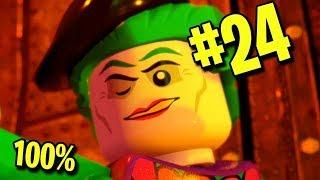 LEGO NA 100% Smallville CZĘŚĆ 2 LEGO DC Super-Villains - LEGO DC SUPER ZŁOCZYŃCY | BROT