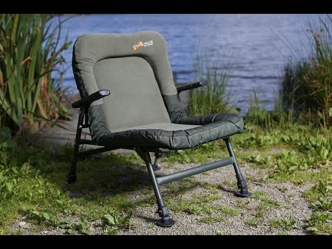 CARPology TV - Cyprinus Fishing Chairs