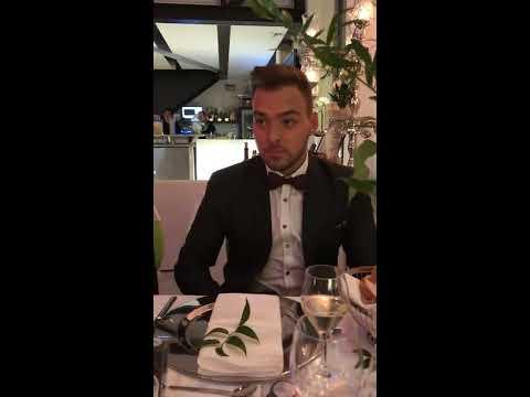 Dennis singt ( all of me ) von John legend auf Valentinstags Gala Mp3
