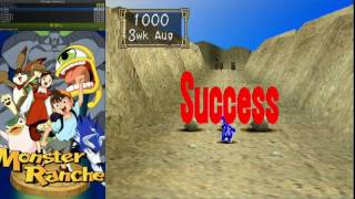 New Time!!  Monster Rancher 2 Any% Speed run fourth place [2:12:46]
