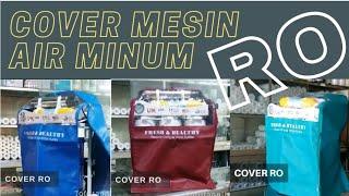 Cover ro Penutup Mesin Reverse Osmosis