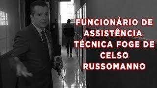 Funcionário de assistência técnica foge de Celso Russomanno