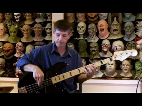 Stone In Love Bass Cover