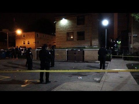 Man Shot in Cabrini Green Housing Project on Northside