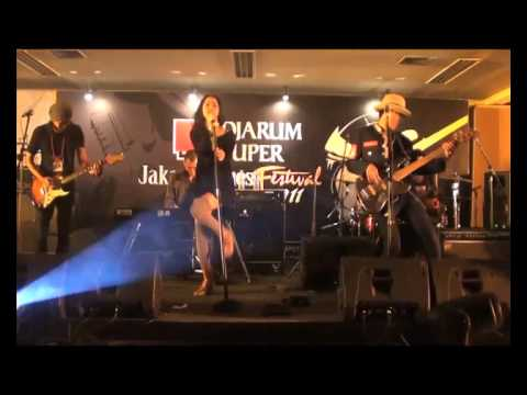Hammers Ind - Mama Sorry.mp4,  Jakarta Blues Festival 2011