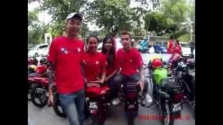 IKRR Merdeka Ride to PD 2014