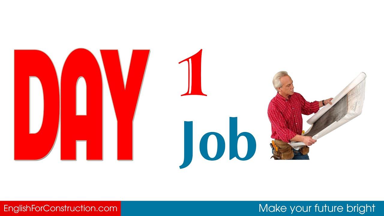 [5 Từ Vựng Tiếng Anh Xây Dựng] Ngày 1 - Job (Các Vai Trò Trong Xây Dựng)