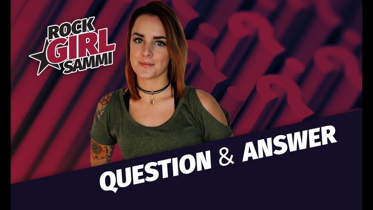 Q & A with Rock Girl Finalist Sammi