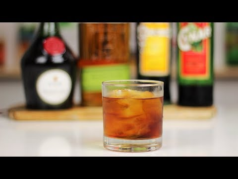 YESTERDAY, TODAY AND AMARO - Rye Whiskey + Amaro!