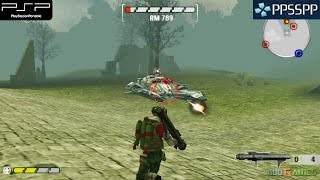 Star Wars Battlefront: Renegade Squadron - PSP Gameplay 1080p (PPSSPP)