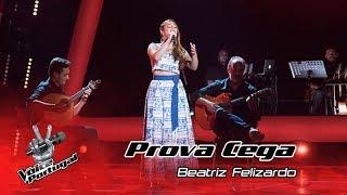 "Beatriz Felizardo - ""Cigano"" | Blind Audition | The Voice Portugal"