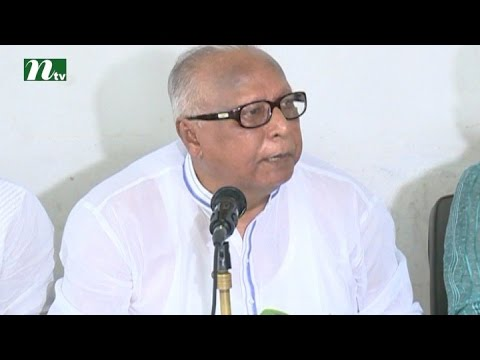 Awami League owns terrorists claims Bangladesh Nationalist Party leader Shah Moazzem