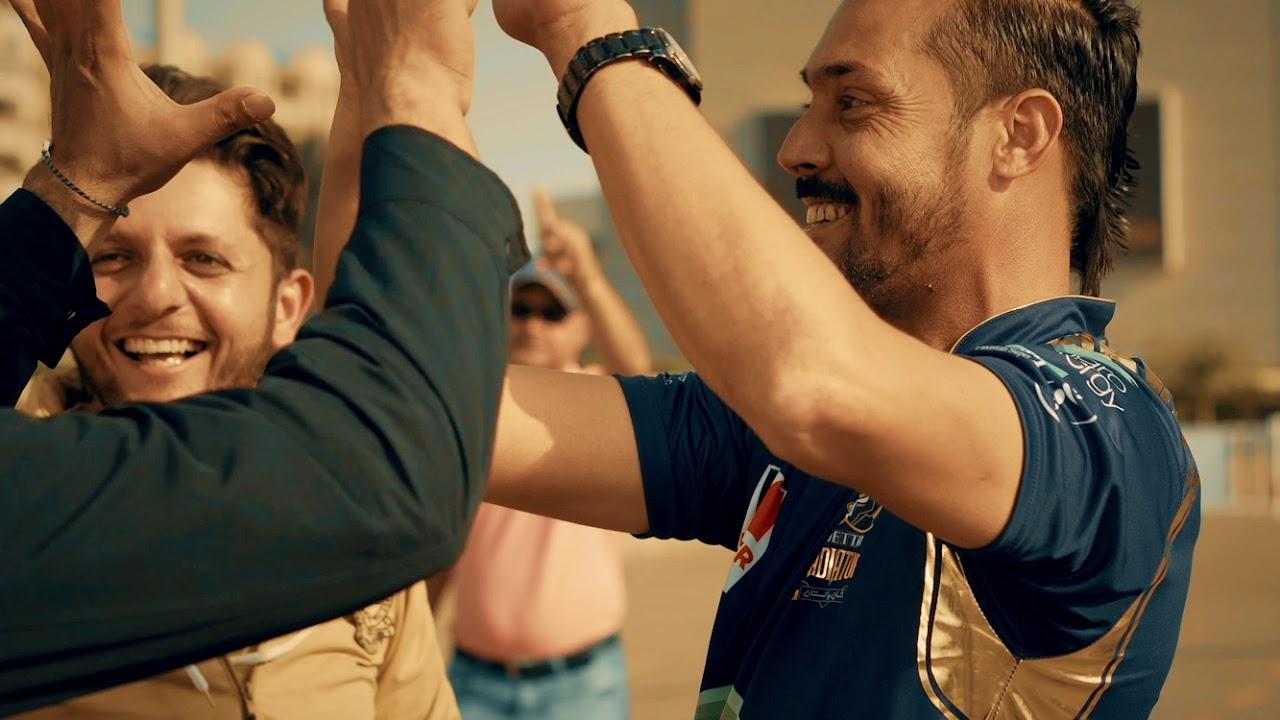 Engro Street Cricket | feat. Umar Akmal & Anwar Ali battle it out!